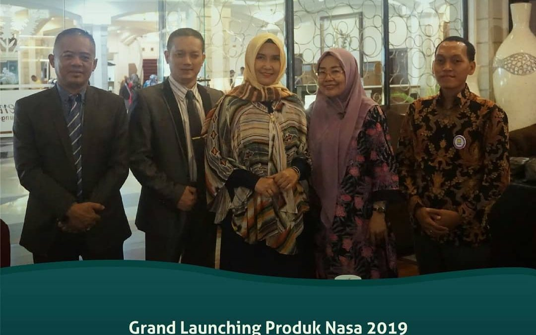 Grand launching Produk NASA