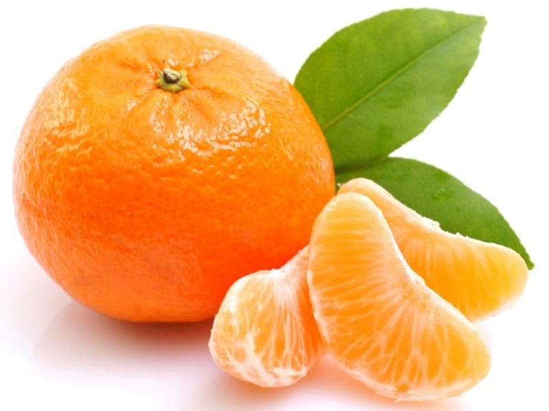 Produk kecantikan dengan kandungan jeruk