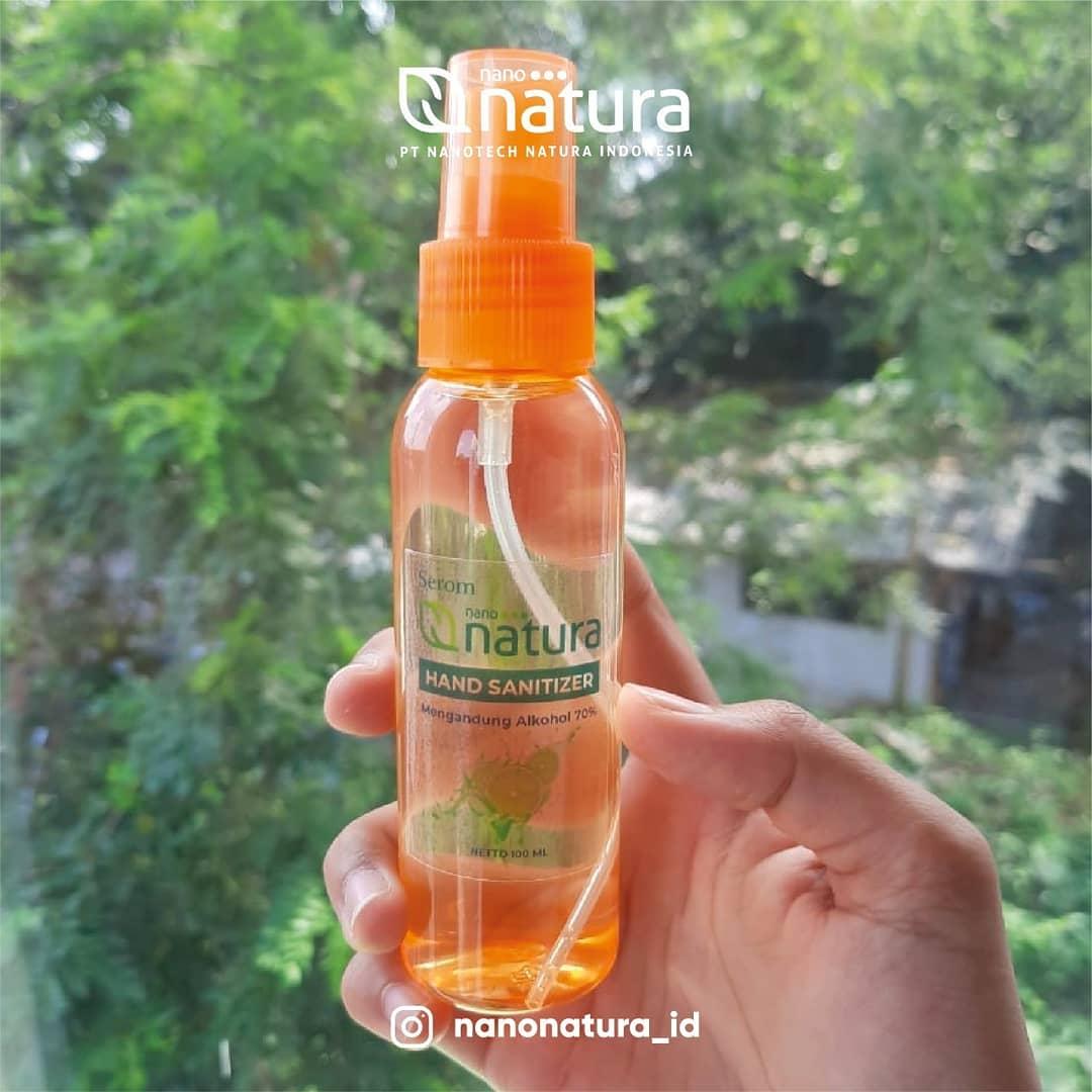 produsen hand sanitizer