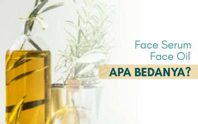face serum vs face oil