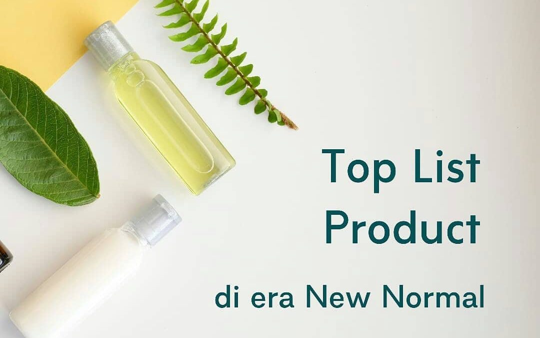 Top List product di era new normal
