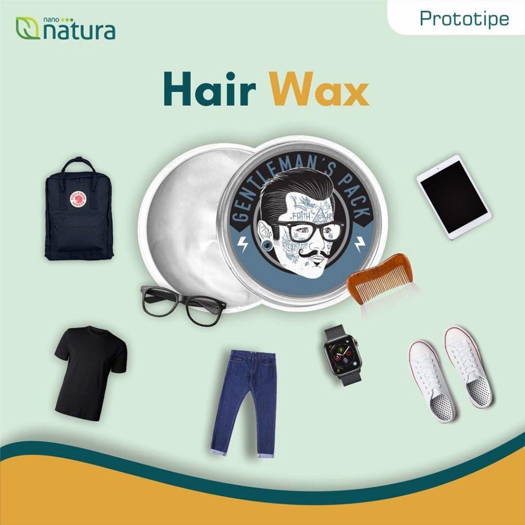 maklon kosmetik hair wax