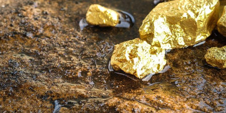 emas barang tambang
