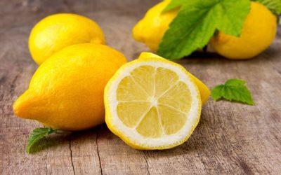 lemon untuk pemutih kulit