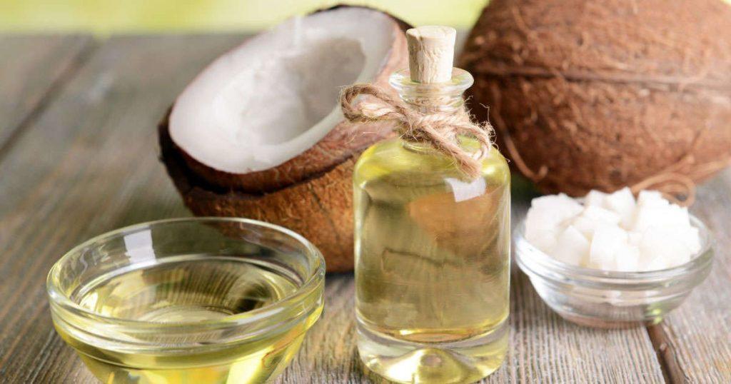 bahan alami minyak kelapa