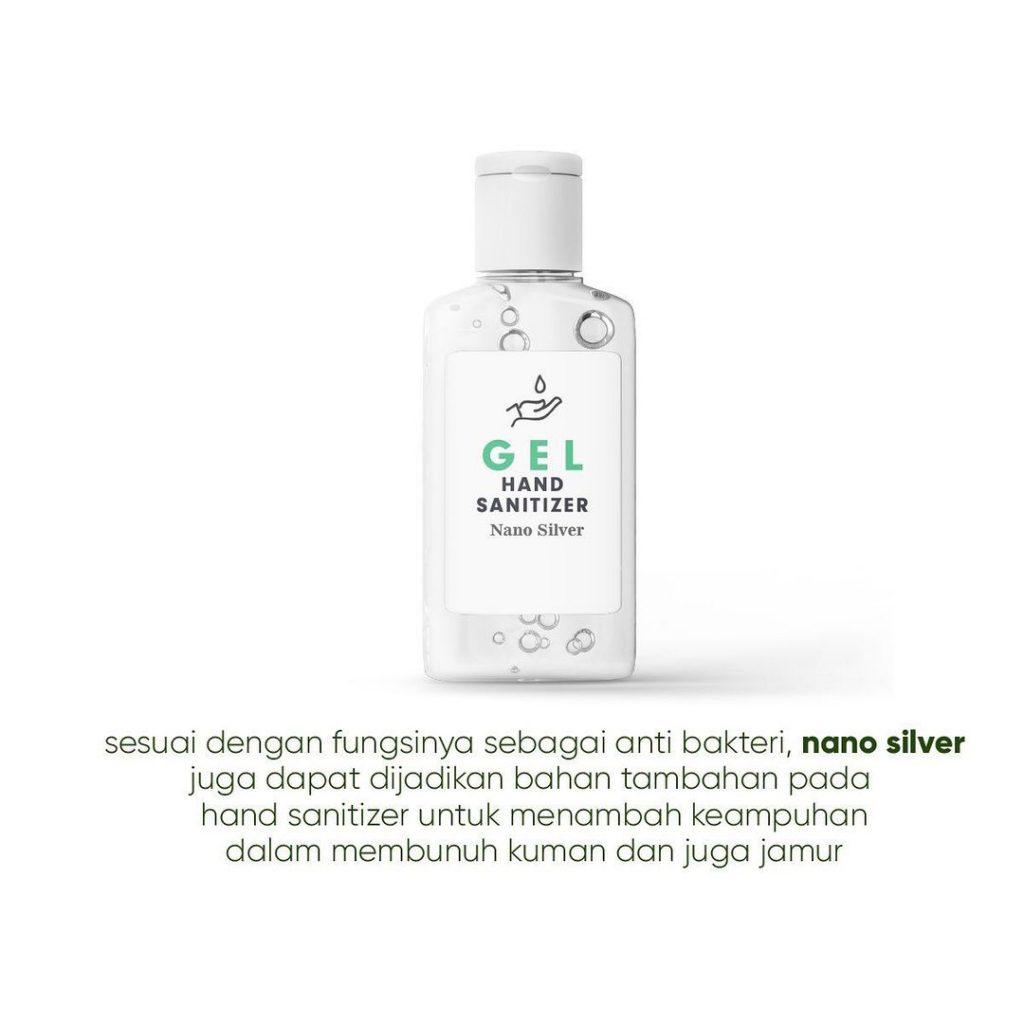 produk maklon kebersihan dan kesehatan gel hand sanitizer